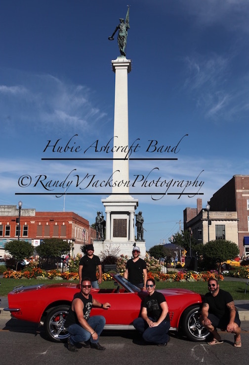 Hubei Ashcroft Band from 2019 Angola, IN Cruise the Monument