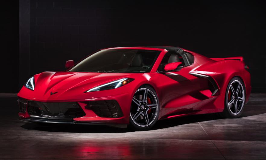"The NEW ""C8"" NEXT GENERATION Chevrolet Corvette for 2020"