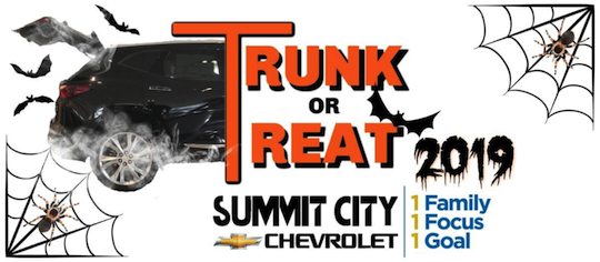 2019 Trunk or Treat SCC