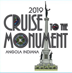 2019 Cruise the Monument LOGO