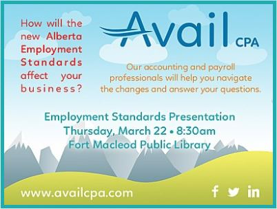 Avail Employment Standards Workshop