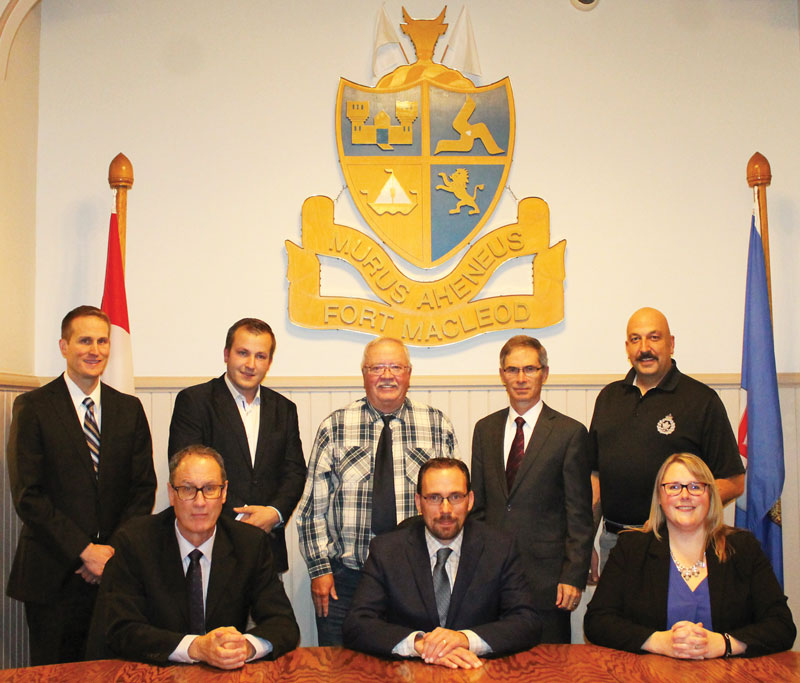 Fort Macleod Town Council 2017