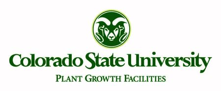 Colorado State University Plant Growth Facilities Logo