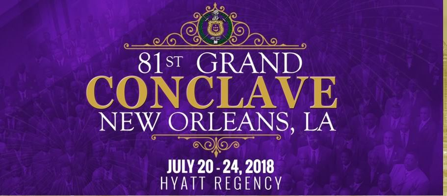 81st Grand Conclave