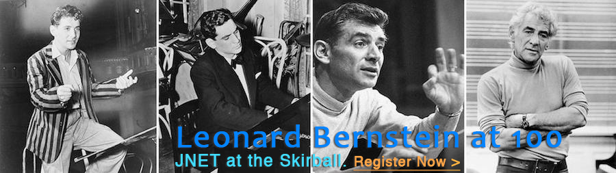 Leonard Bernstein Exhibit at Skirball Cultural Center