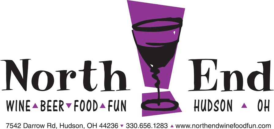 North End Logo and Address