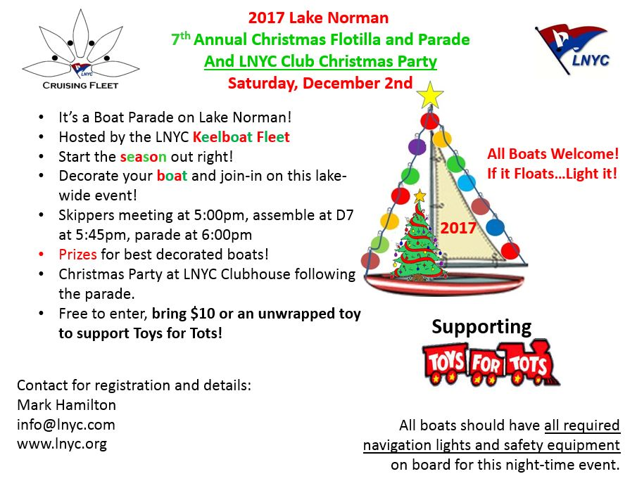 2017 Christmas Parade and Party