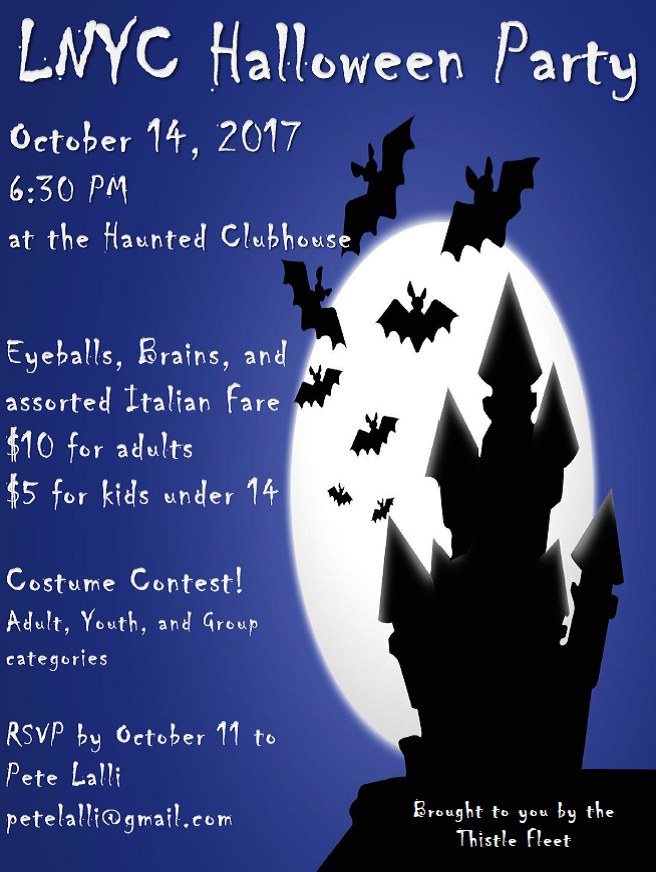 2017 Halloween Party