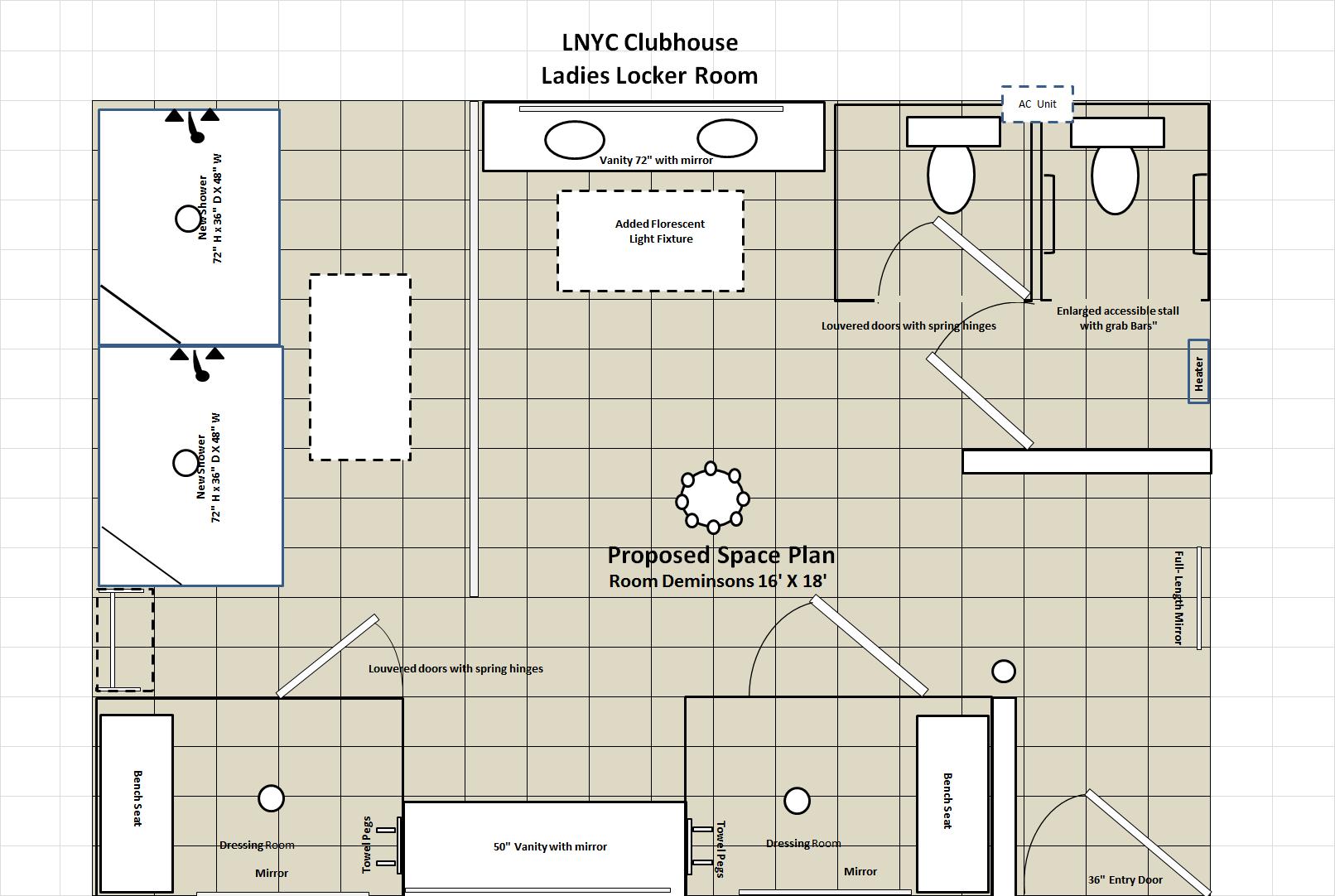 Plan floor tile layout