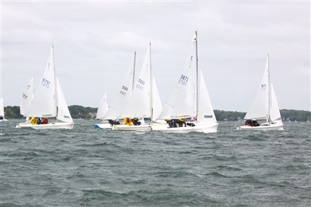 Spring Regatta for Flying Scots