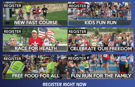 Freedom Day Four Miler B 2016