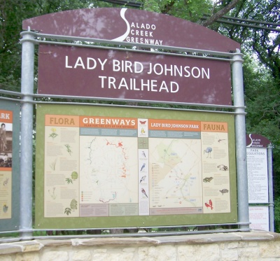 Lady Bird Johnson Park