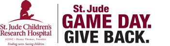 St Jude Gives Back