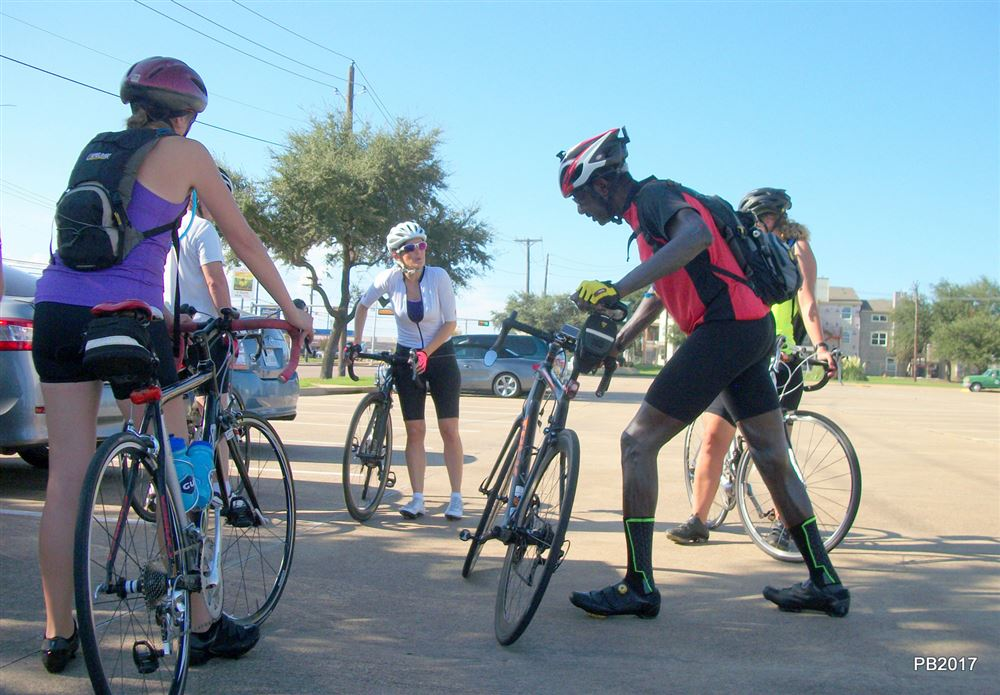 The Poteet Ride for 35 miles