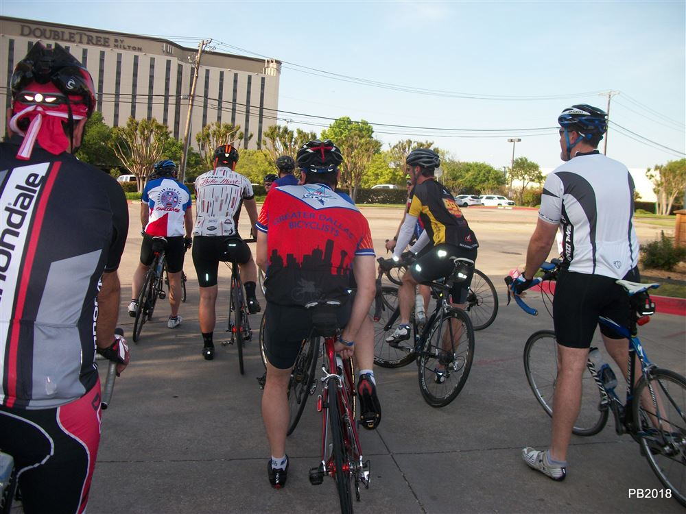 TEBR West ride, April 24