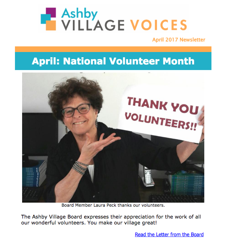 Village Voices April 2017