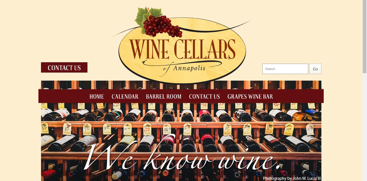 Wine Cellars of Annapolis