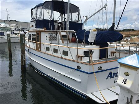 We owned a sailboat for 28 years and have just purchased a 1983 DeFever 41 and are becoming permanent live aboard cruisers
