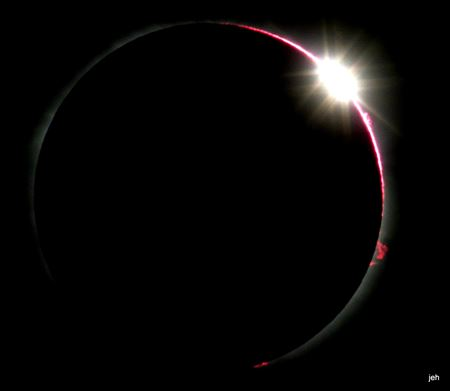 Just a few shots from Georgetown during solar eclipse.