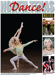 Dance! North Texas November - January 2015 publication