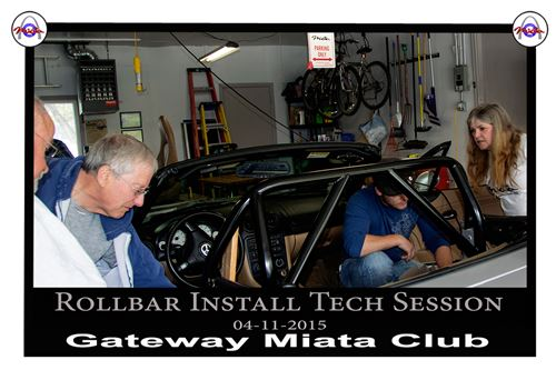 4/11/15 Rollbar Tech Session at the Adams'
