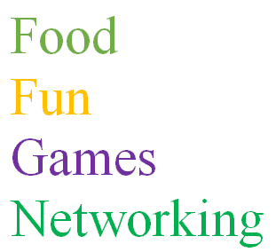 Fun Food Networking Games