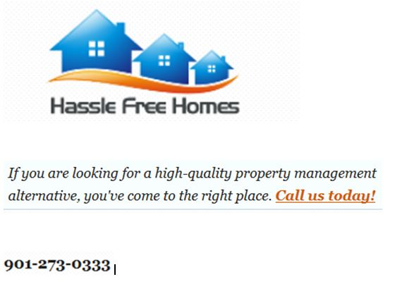 Hassel Free Homes