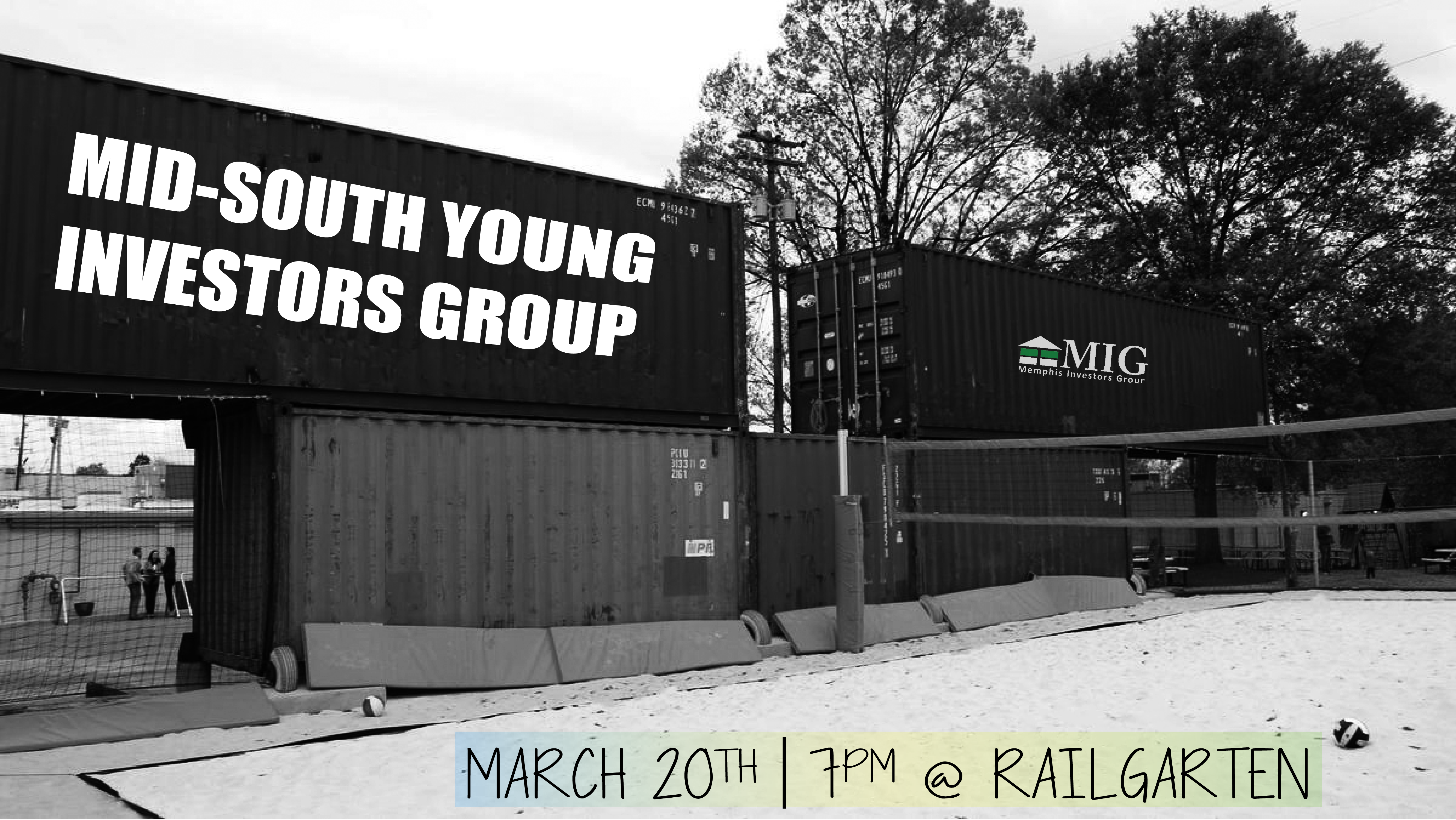 Mid-South Young Investors March 20 2018