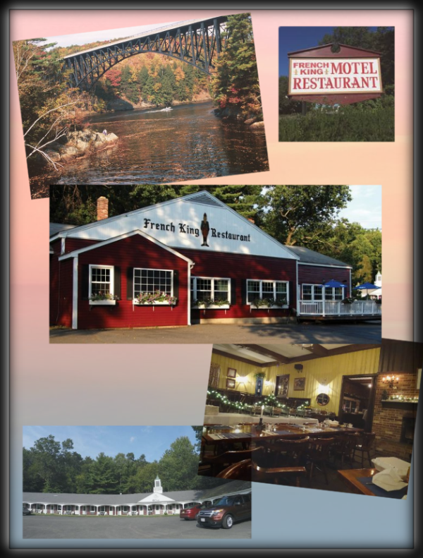 French King Restaurant & Motel Montage