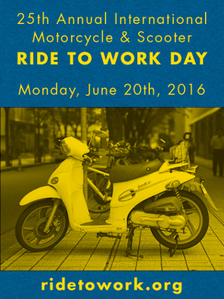 Ride To Work 2016