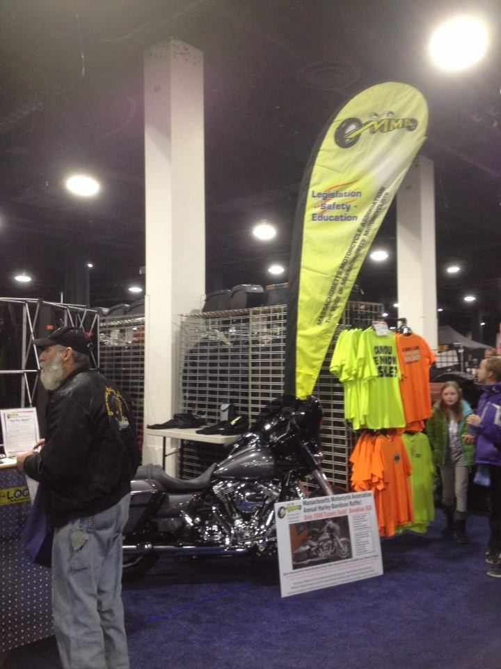2015 Boston Motorcycle Expo
