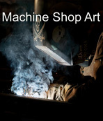 Machine Shop Art