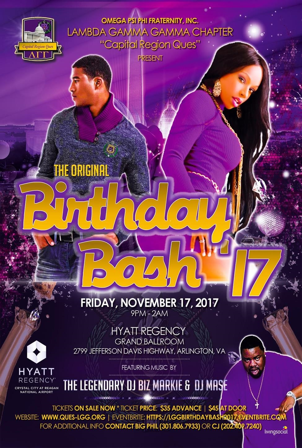 Birthday Bash 2017