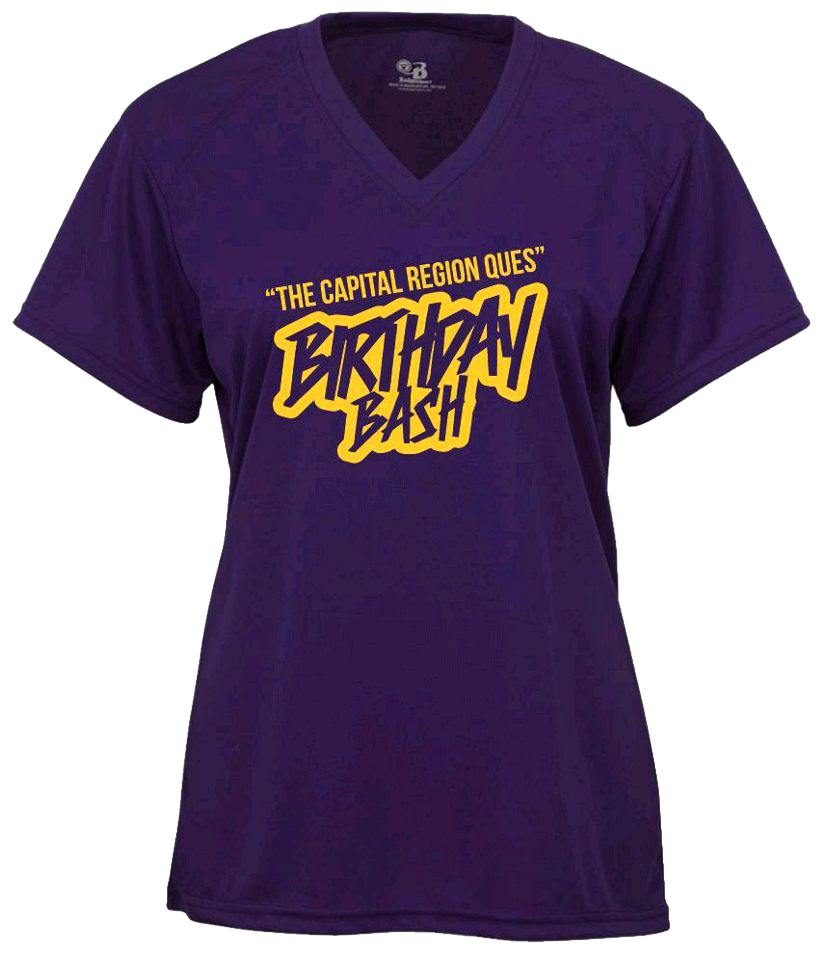 Women's BBash T-Shirt Promo