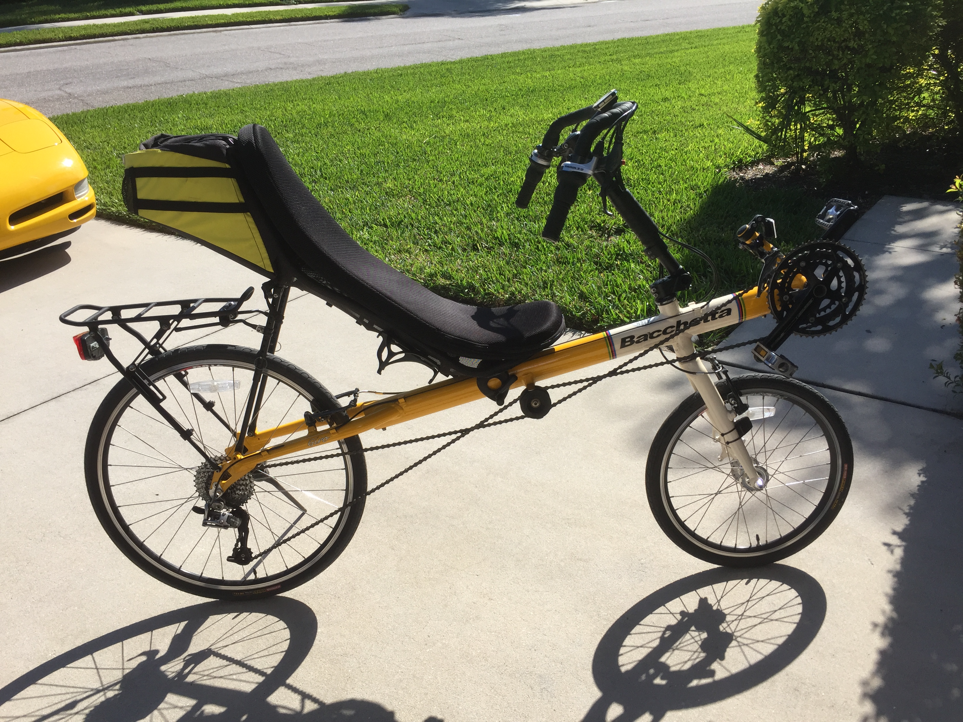 Recumbent for sale picture