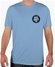 CFC Mens Blue T Shirt - click to view details