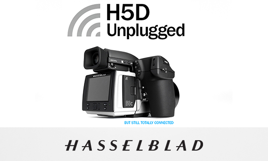 Hasselblad Unplugged