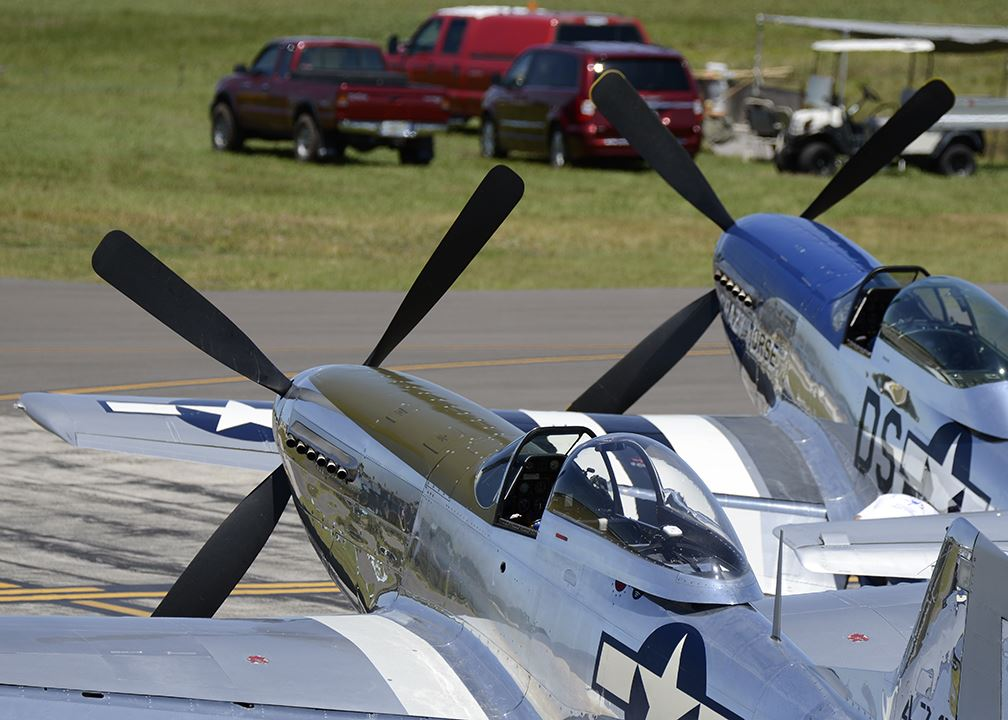 NATA aircraft made up a large component of the show aircraft at SUN 'N FUN 2017 at Lakeland, FL