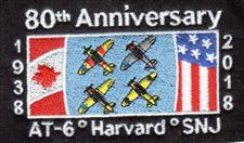 80th Anniversary of T-6