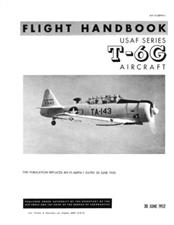 T-6/SNJ/Harvard Manuals