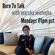 Born To Talk with Marsha Wietecha
