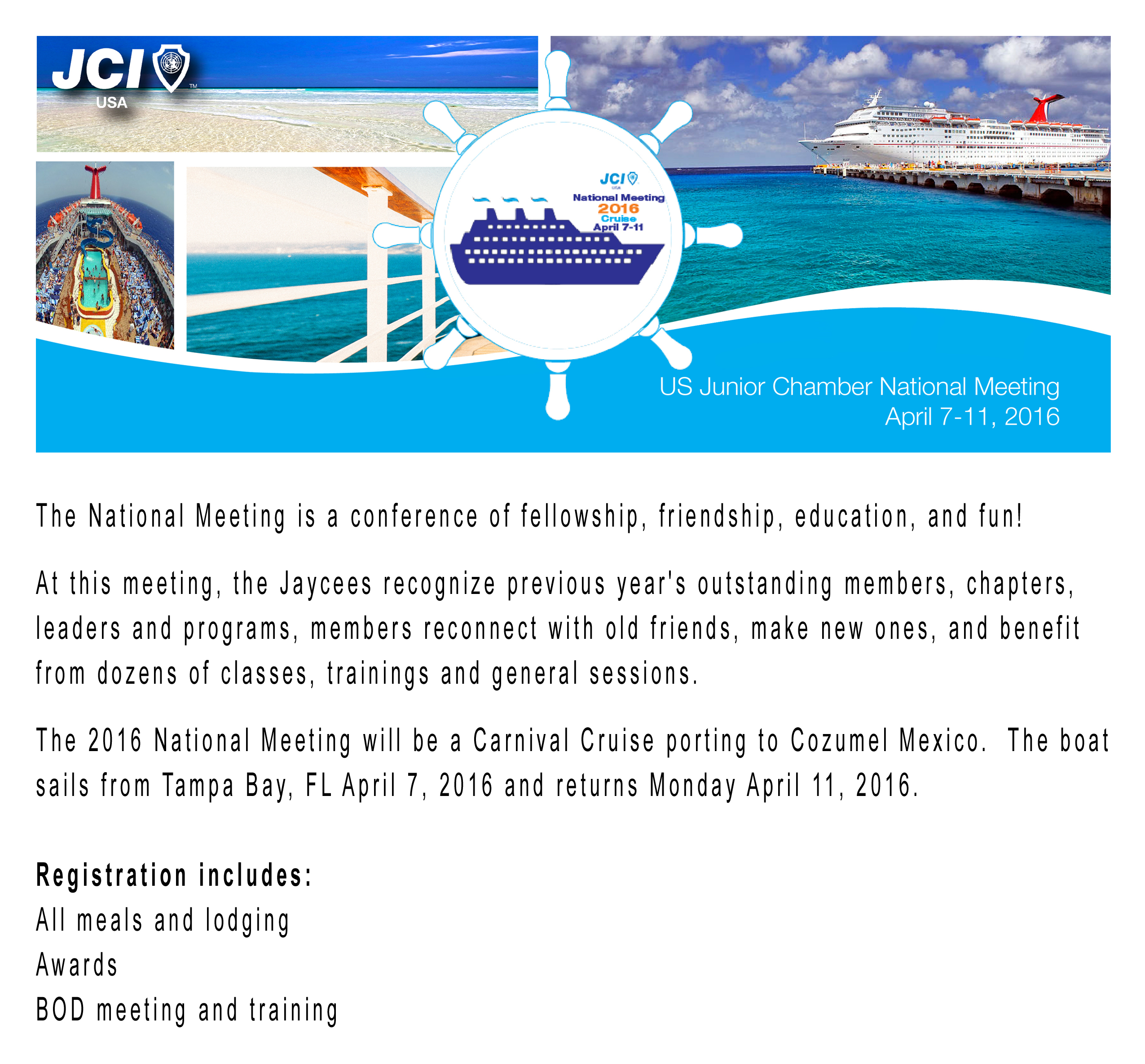 JCI USA National Summit 2015