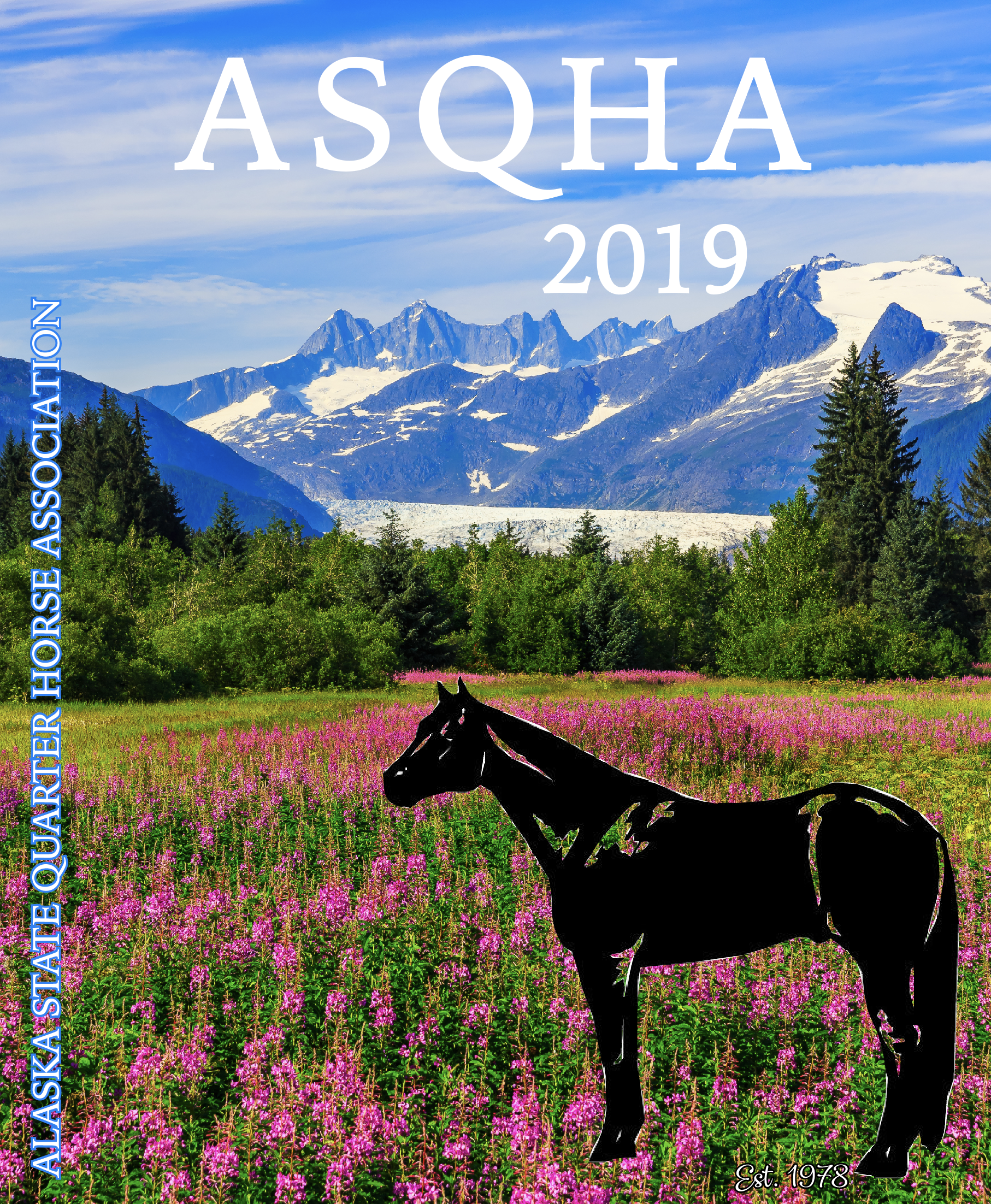 2019 SHOW BOOK COVER