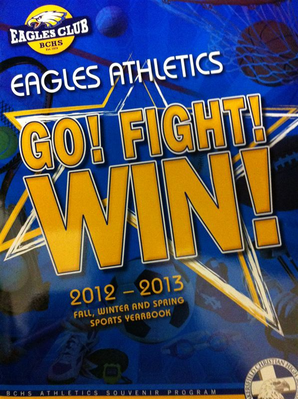 Our sports teams did great in 2012-13 thanks in part to the support of the Eagles Club. Check out some photos!