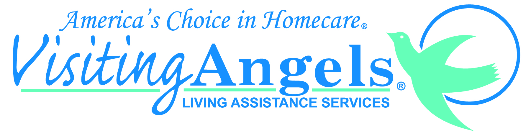 Visiting Angel Logo