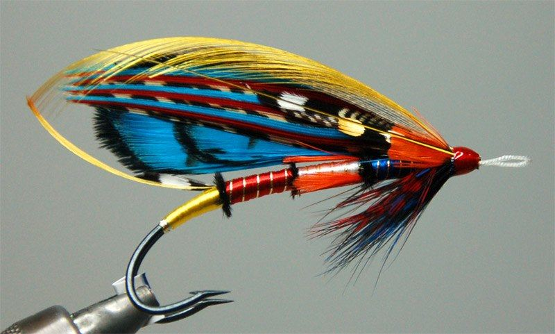 """The McClain"" - Tied in honor of Raffle Chairman Mike McClain."