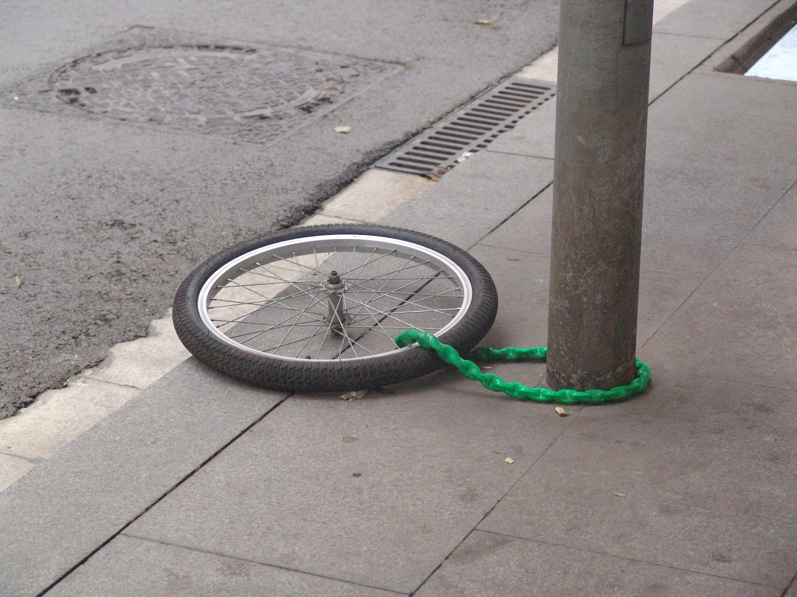 Bad Bike Lock