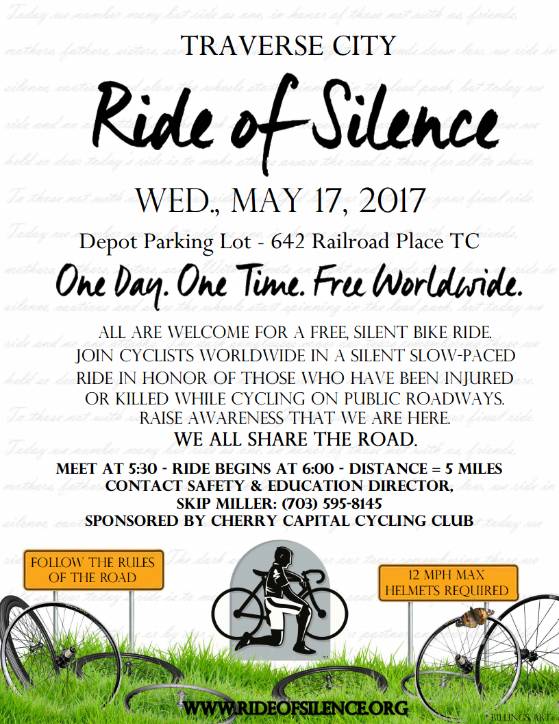 Ride of Silence - 2017
