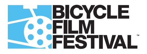 Bicycle Film Festival logo