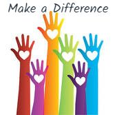 Make a Difference  Hands